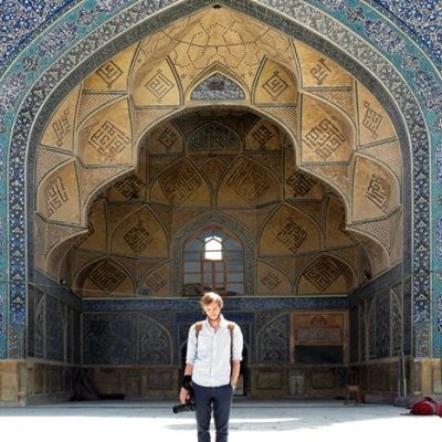 Backpacking Iran All you need to know