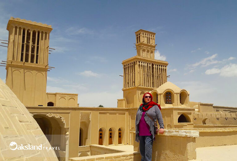 Iran Style Outfit - Aghabozorg Historical House, Yazd