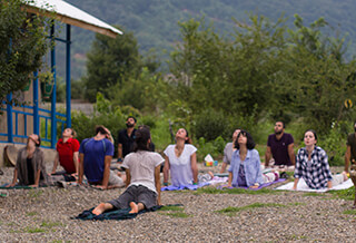 10 Days Eco-Yoga Retreat in Iran