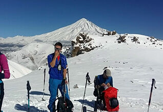 9 Days Ski tour in Iran – Damavand