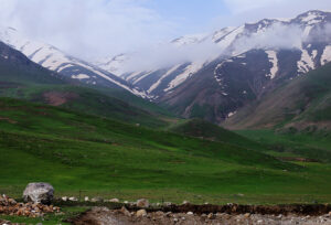 Foothills of Sabalan Mountain, Ardabil