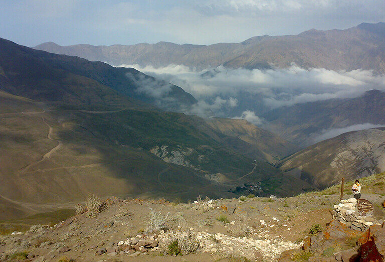 Salambar Path (Piche Bon), Exploring Alamut Valley