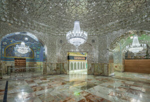 top religious destinations in Iran - Fatima Masumeh, Qom