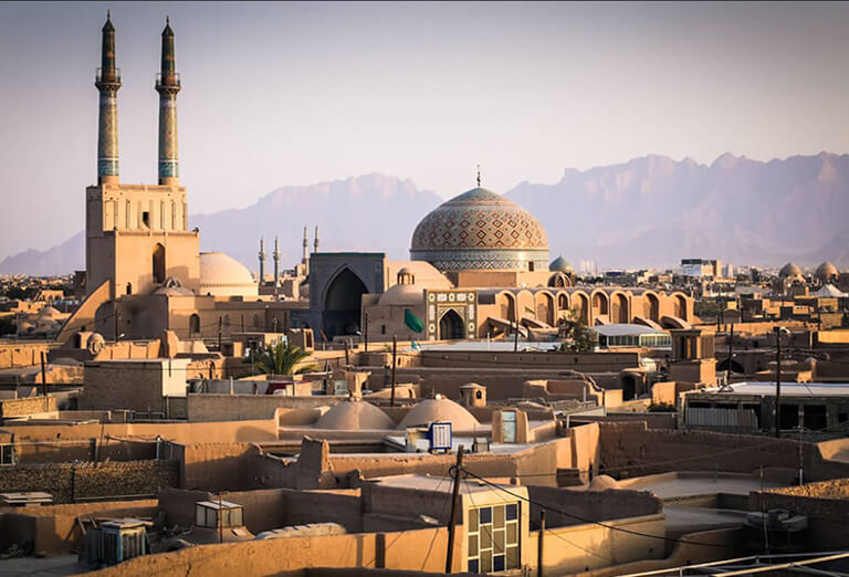city of yazd