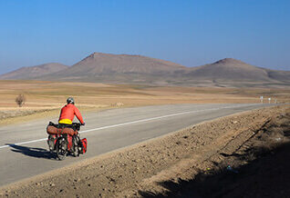 15 Days Cycling in Iran Classic Route Tour