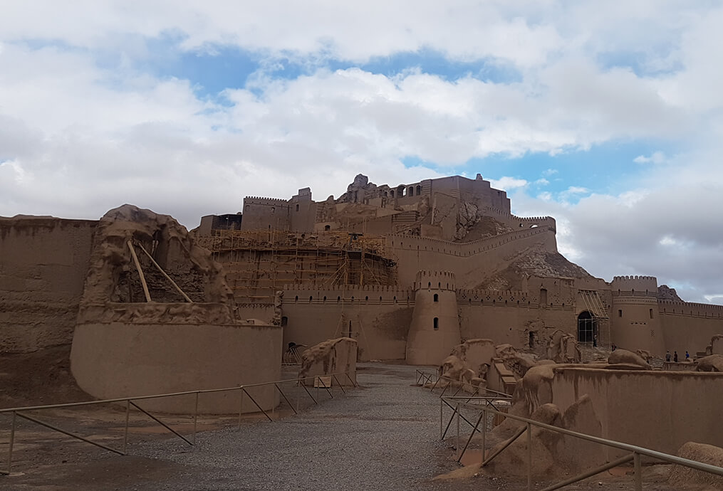 Arg-e Bam, Kerman - UNESCO World Heritage Sites