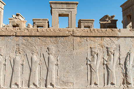 Persepolis, a Unique Manifest of Persian Empire