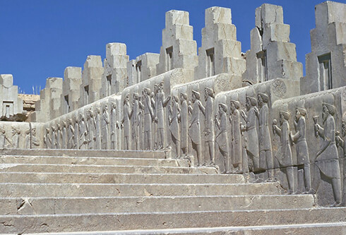 Stairways to the Central Palace, Persepolis