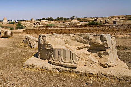The Ancient City of Susa