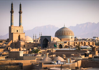 Yazd; an Adobe Collection of Wonders