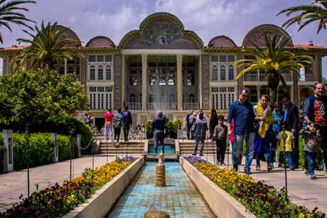 Travel to Shiraz; Piece of Paradise