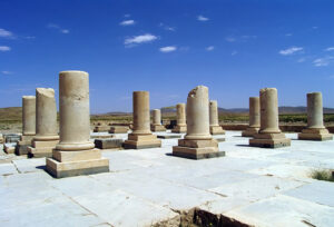 Private Palace in Pasargadae