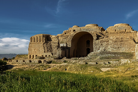 Ardeshir Babakan Palace, The Sassanid Archaeological Landscape