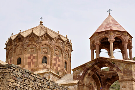 St. Stephen Church - Armenian Monastic Ensembles in Iran