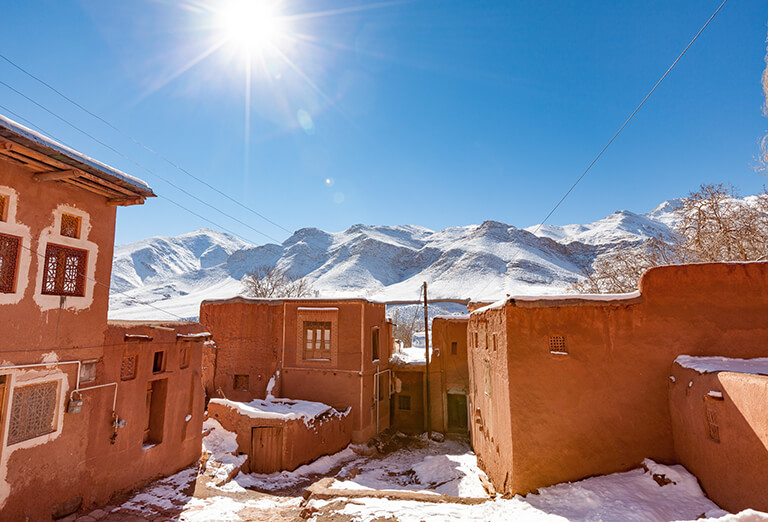 Abyaneh Historical Village