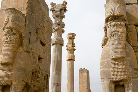 Persepolis in Shiraz