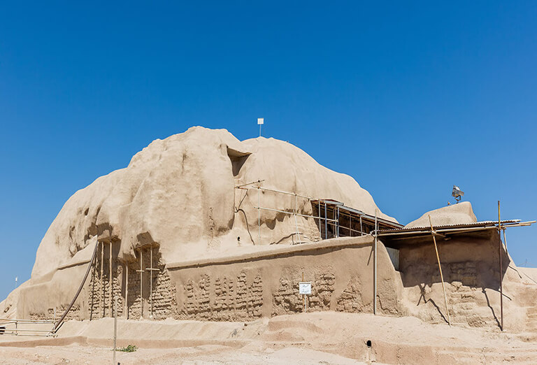 Sialk Tepe, one of top historical places in Iran