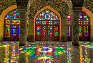 Nasir al-Mulk Mosque, Shiraz - a top places to take pictures in Iran