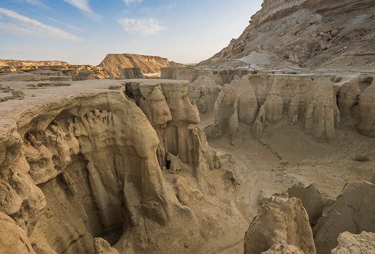 Stars Valley, Qeshm Island - top tourist attractions of Qeshm Island