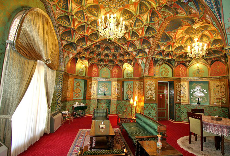 Boutique Hotels in Iran - Abbasi Hotel in Isfahan